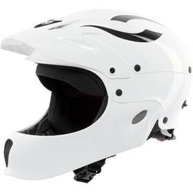 Sweet Protection Rocker FF Helmet Gloss White